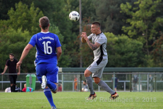 Freundschaftsspiel - VfL Sindelfingen vs. SSV (17.07.18)