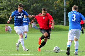 KL A2 - SSV U21 vs. SV Walddorf (16.09.18)