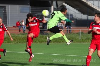 KL A2 - SSV U21 vs. TSV Kusterdingen (17.09.17)