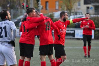 KL A2 - TSG Young Boys Reutlingen II vs. SSV U21 (19.11.17)