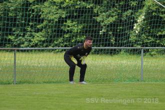 KL A2 - TSV Glems vs. SSV U21 (03.06.18)