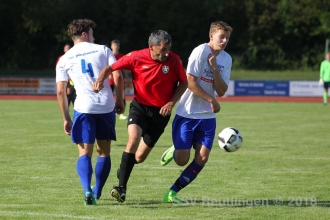 KL A2 - TSV Pliezhausen vs. SSV U21 (09.09.18)