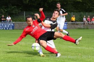 KL A2 - SSV U21 vs. TSV Sondelfingen (20.08.2017)