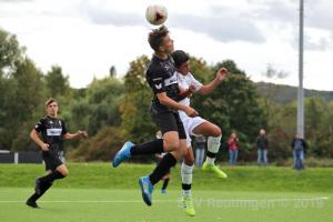 Landesstaffel - SSV U14 vs. TSG Balingen U15 (28.09.19)