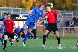 Landesstaffel - SSV U18 vs. 1. FC Eislingen U19 (24.10.20)