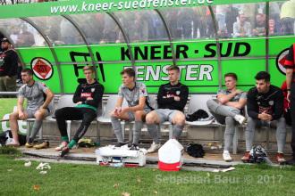Oberliga BW - 1. Göppinger SV vs. SSV (21.10.17)