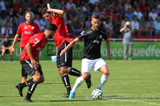 Oberliga BW - 1. Göppinger SV vs. SSV (31.08.19)