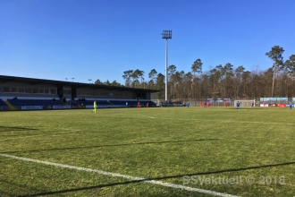 Oberliga BW - FC Astoria Walldorf II vs. SSV (24.02.18)