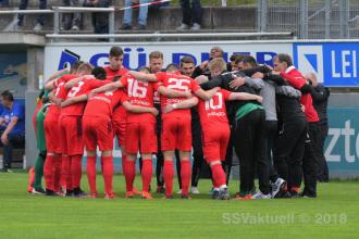 Oberliga BW - FC Nöttingen vs. SSV (02.05.18)
