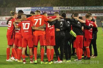 Oberliga BW - FC Nöttingen vs. SSV (05.10.18)