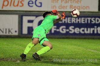 Oberliga BW - FC Nöttingen vs. SSV (22.11.19)
