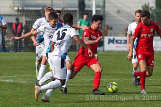 Oberliga BW - FSV 08 Bissingen vs. SSV (06.04.19)
