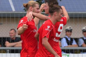 Oberliga BW - FSV 08 Bissingen vs. SSV (12.10.19)