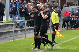 Oberliga BW - FV Lörrach-Brombach vs. SSV (18.10.20)