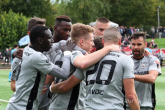 Oberliga BW - SGV Freiberg vs. SSV (07.10.17)