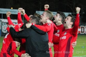 Oberliga BW - SSV vs. 1. CfR Pforzheim (29.03.18)