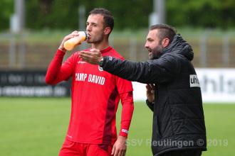 Oberliga BW - SSV vs. 1. FC Normannia Gmünd (04.05.19)