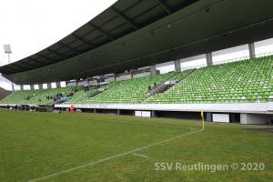 Oberliga BW - SSV vs. 1. FC Rielasingen-Arlen (07.03.20)