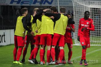 Oberliga BW - SSV vs. 1. Göppinger SV (27.04.18)