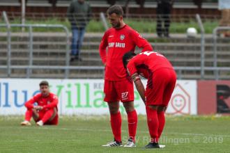 Oberliga BW - SSV vs. 1. Göppinger SV (27.04.19)
