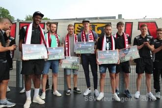 Oberliga BW - SSV vs. Bahlinger SC (26.05.18)