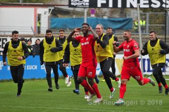 Oberliga BW - SSV vs. Bahlinger SC (27.10.18)