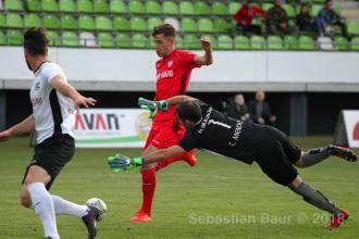 Oberliga BW - SSV vs. FC 08 Villingen (11.05.18)