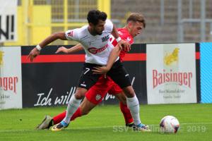 Oberliga BW - SSV vs. FC 08 Villingen (17.08.19)