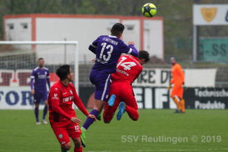 Oberliga BW - SSV vs. FC Nöttingen (13.04.19)