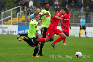 Oberliga BW - SSV vs. Freiburger FC (06.10.19)