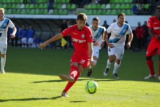 Oberliga BW - SSV vs. FSV 08 Bissingen (29.09.18)