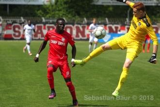Oberliga BW - SSV vs. Karlsruher SC II (05.05.18)