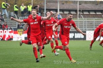 Oberliga BW - SSV vs. Neckarsulmer Sport-Union (10.11.18)