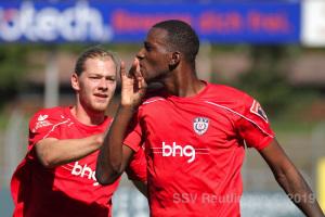 Oberliga BW - SSV vs. Neckarsulmer Sport-Union (21.09.19)
