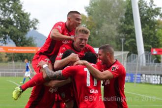 Oberliga BW - SSV vs. SGV Freiberg (01.09.18)