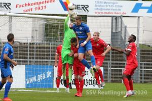 Oberliga BW - SSV vs. SGV Freiberg (10.10.20)