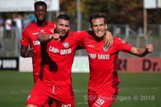 Oberliga BW - SSV vs. SV Oberachern (13.10.18)