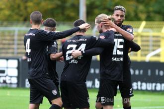 Oberliga BW - SSV vs. SV Sandhausen II (19.10.19)