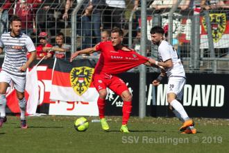 Oberliga BW - SSV vs. SV Spielberg (23.03.19)