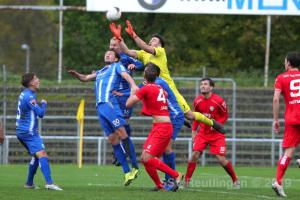 Oberliga BW - SSV vs. SV Stuttgarter Kickers (03.11.19)