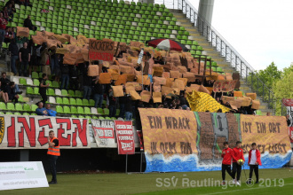 Oberliga BW - SSV vs. SV Stuttgarter Kickers (18.05.19)