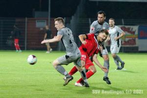 Oberliga BW - SSV vs. TSG Backnang (10.09.21)