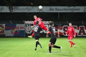 Oberliga BW - SSV vs. TSG Balingen (13.10.17)