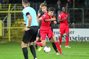 Oberliga BW - SSV vs. VfB Stuttgart II (25.09.19)