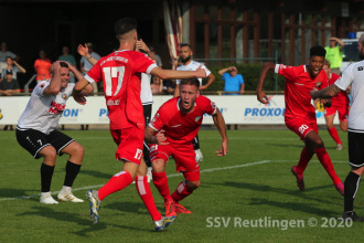 Oberliga BW - SV Linx vs. SSV (12.09.20)