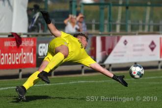Oberliga BW - SV Linx vs. SSV (14.09.19)