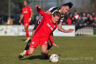 Oberliga BW - SV Linx vs. SSV (16.02.19)
