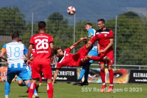 Oberliga BW - SV Oberachern vs. SSV (14.08.21)
