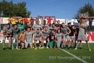 Oberliga BW - SV Spielberg vs. SSV (15.09.18)