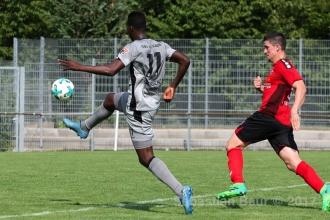 Oberliga BW - SV Spielberg vs. SSV (26.08.17)